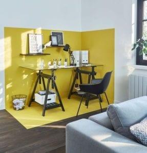 Déco - espace bureau dans votre logement